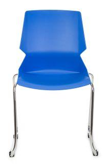 Cadeira Design Concha com Pés Comados