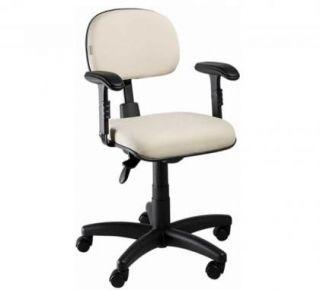 Cadeira Ergonômica Secretária - Com Braço - NR17