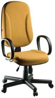 Cadeira Presidente Lombar - Giratória Reclinável