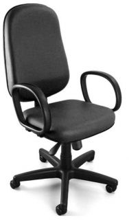 Cadeira Presidente Tradicional - Giratória Reclinável