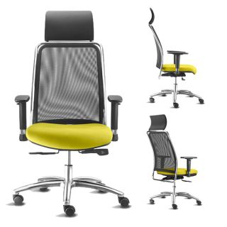 Cadeira Presidente Ergonômica Stel