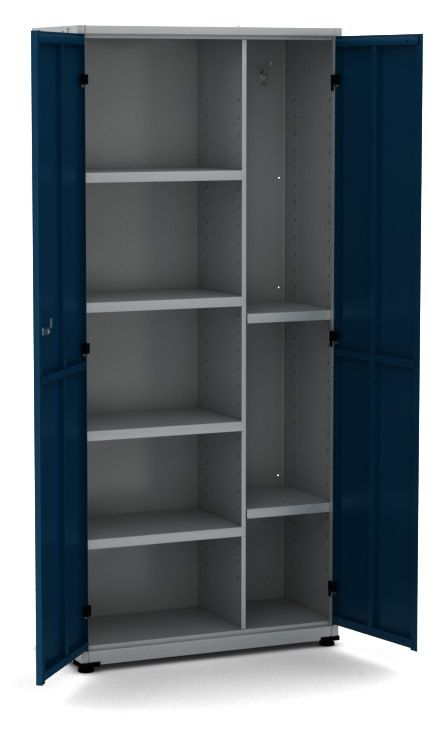 Armário de Aço Multiuso - 90L - Pandin  - Tinay Móveis Ltda