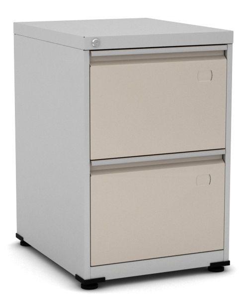 Arquivo de Aço para Pasta Suspensa com 2 Gavetas - Pandin  - Tinay Móveis Ltda