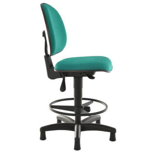 Cadeira Caixa Ergonômica Executiva - NR17  - Tinay Móveis Ltda