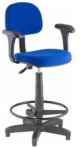Cadeira Caixa Tradicional Secretária  - Tinay Móveis Ltda