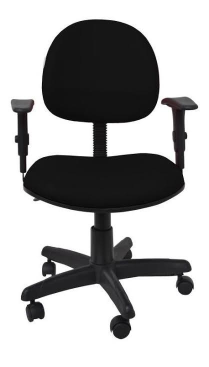 Cadeira de Escritório Executiva com Braço - Giratória  - Tinay Móveis Ltda