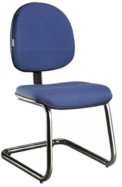 Cadeira de Escritório Executiva - Pés em S  - Tinay Móveis Ltda
