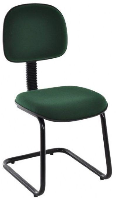 Cadeira de Escritório Secretária - Pés em S  - Tinay Móveis Ltda