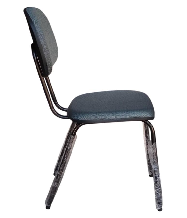 Cadeira de Escritório Secretária - Pés Palito
