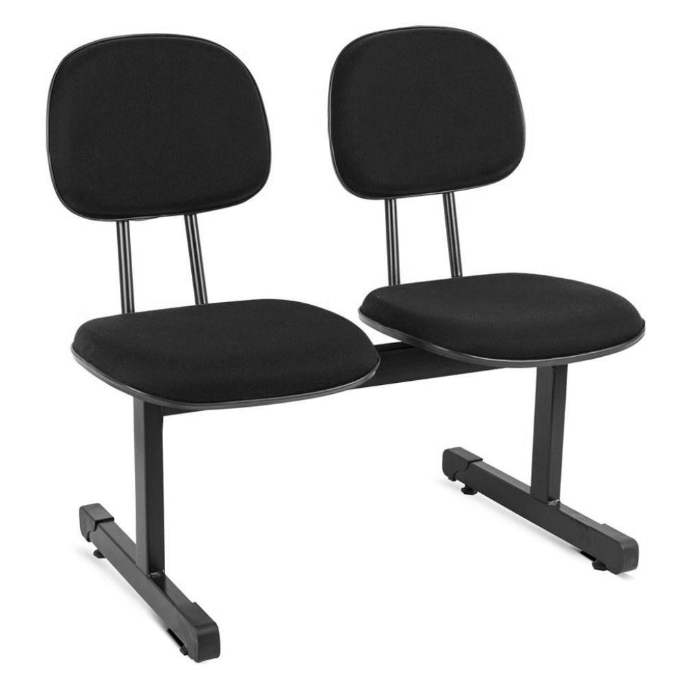 Cadeira de Espera 2 Lugares - Secretária