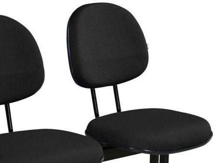 Cadeira de Espera 4 Lugares - Executiva  - Tinay Móveis Ltda