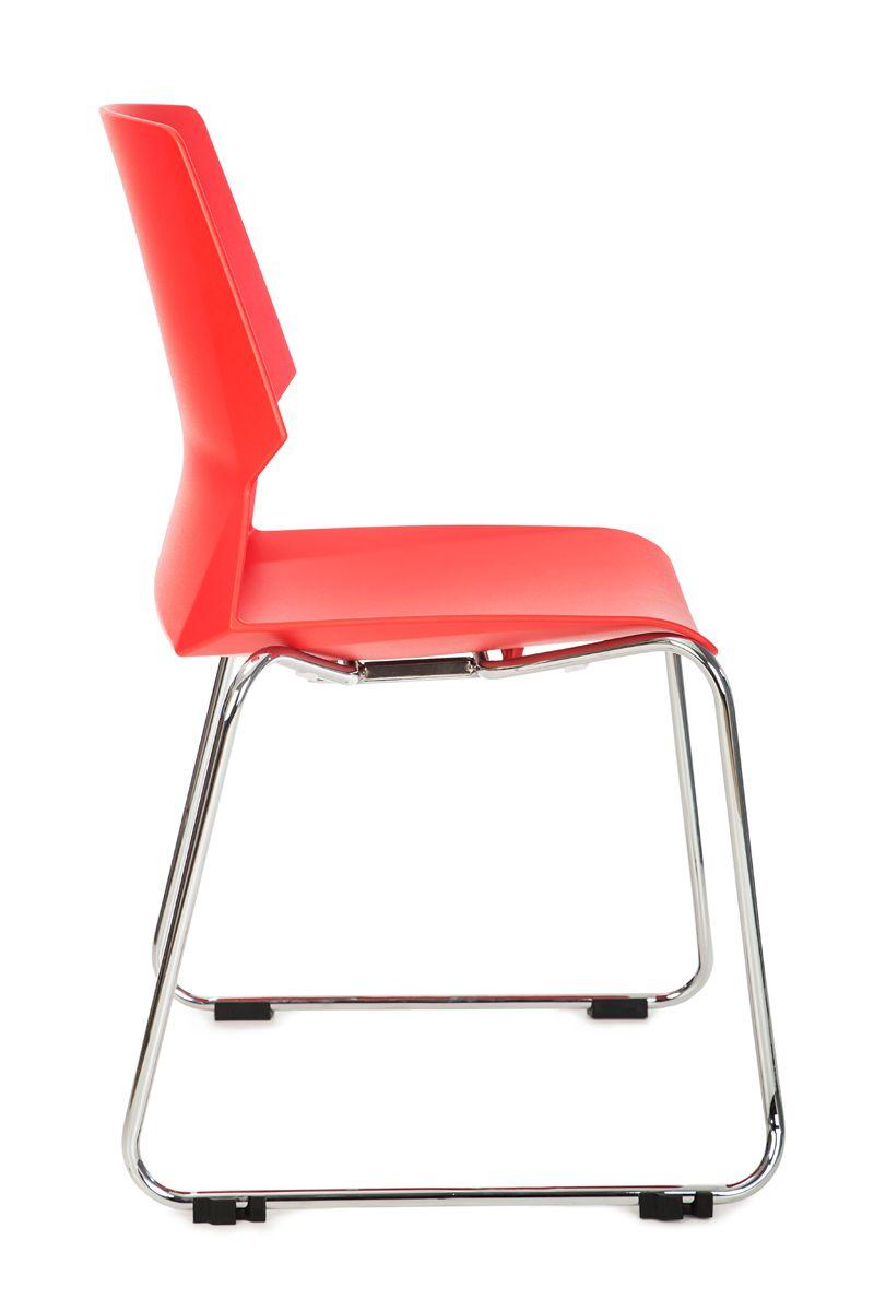 Cadeira Design Concha com Pés Comados  - Tinay Móveis Ltda