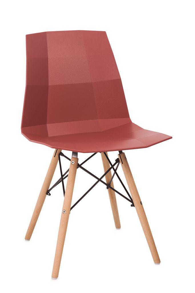 Cadeira Design em Polipropileno