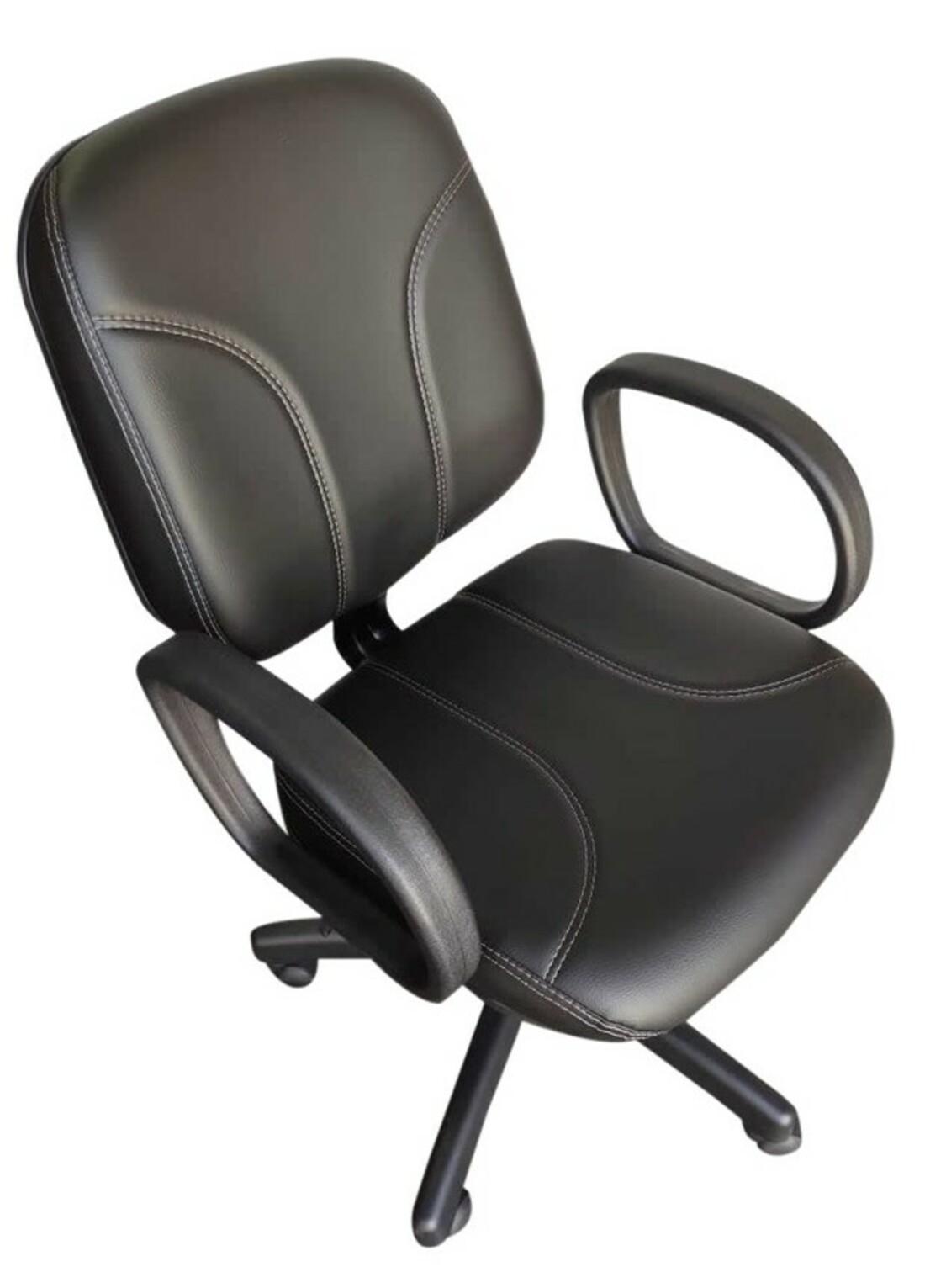 Cadeira Diretor Reclinável Paris  - Tinay Móveis Ltda