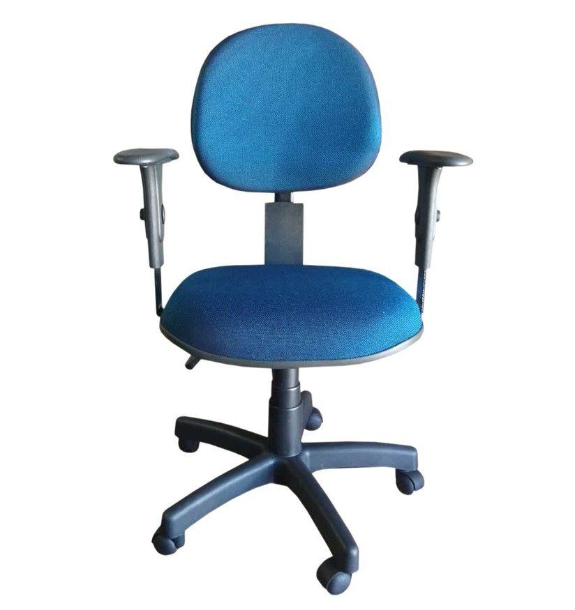 Cadeira Ergonômica Executiva - Com Braço - NR17