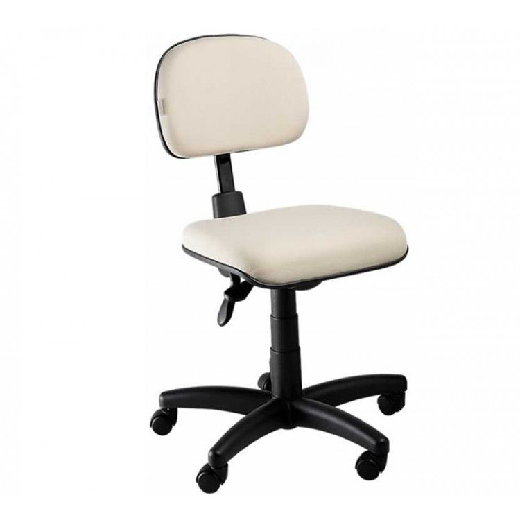 Cadeira Secretária Reclinável Sem Braço  - Tinay Móveis Ltda