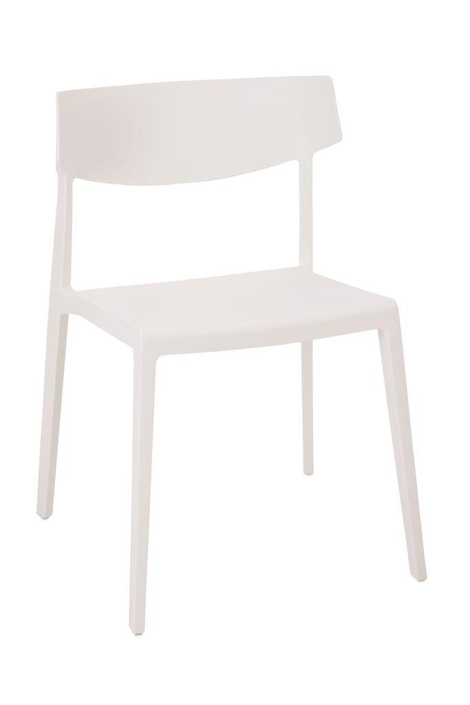 Cadeira Fixa Design em Polipropileno