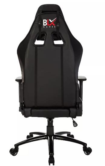 Cadeira Gamer com Reclinação de 180° - BLX BLACK