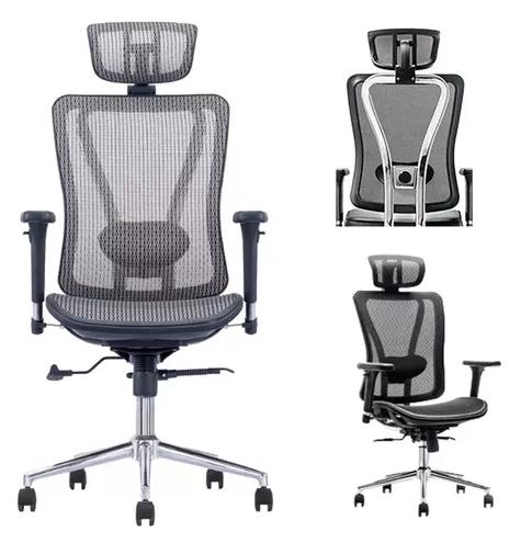 Cadeira Presidente Ergonômica Madrid  - Tinay Móveis Ltda