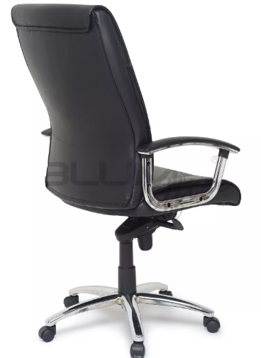 Cadeira Presidente Foston 150kg  - Tinay Móveis Ltda