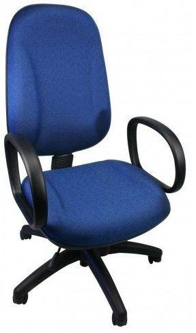 Cadeira Presidente Lombar - Giratória Reclinável  - Tinay Móveis Ltda