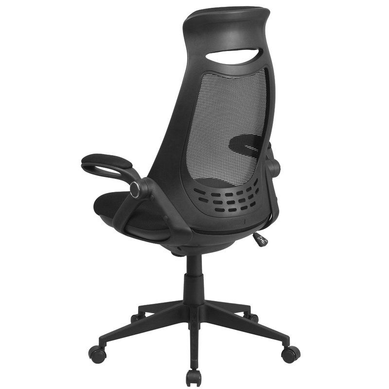 Cadeira Presidente Reclinável Em Tela - Dakar  - Tinay Móveis Ltda