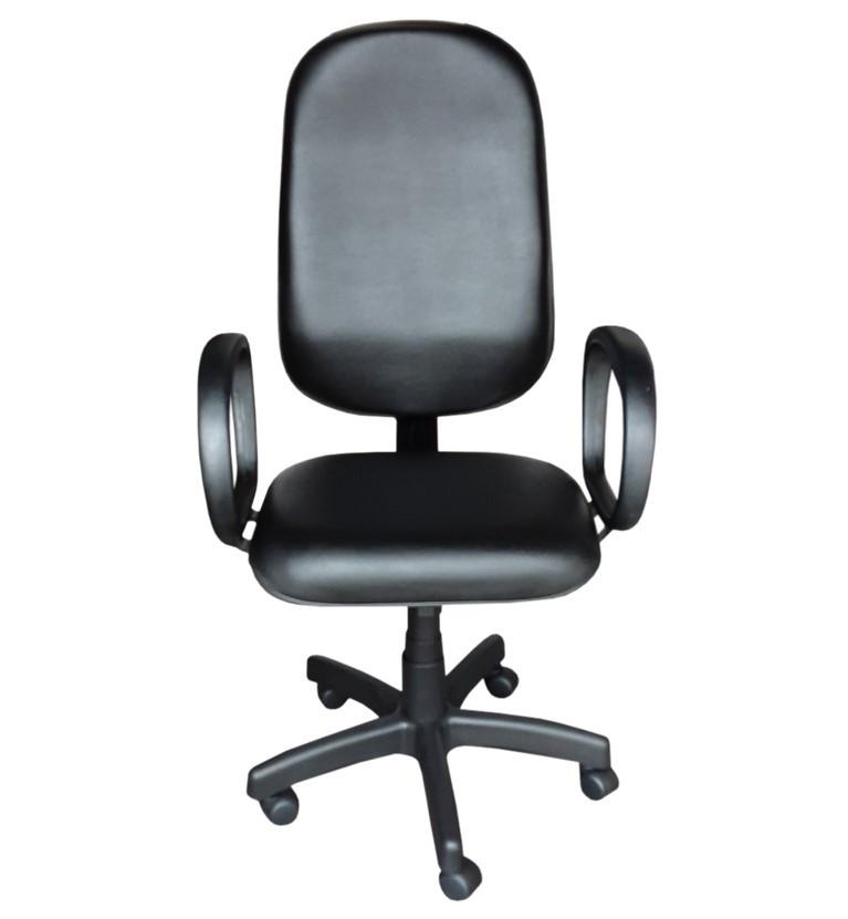Cadeira Presidente Tradicional - Giratória Reclinável  - Tinay Móveis Ltda