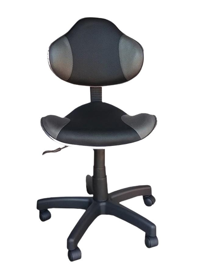 Cadeira Secretária em tela Cinza