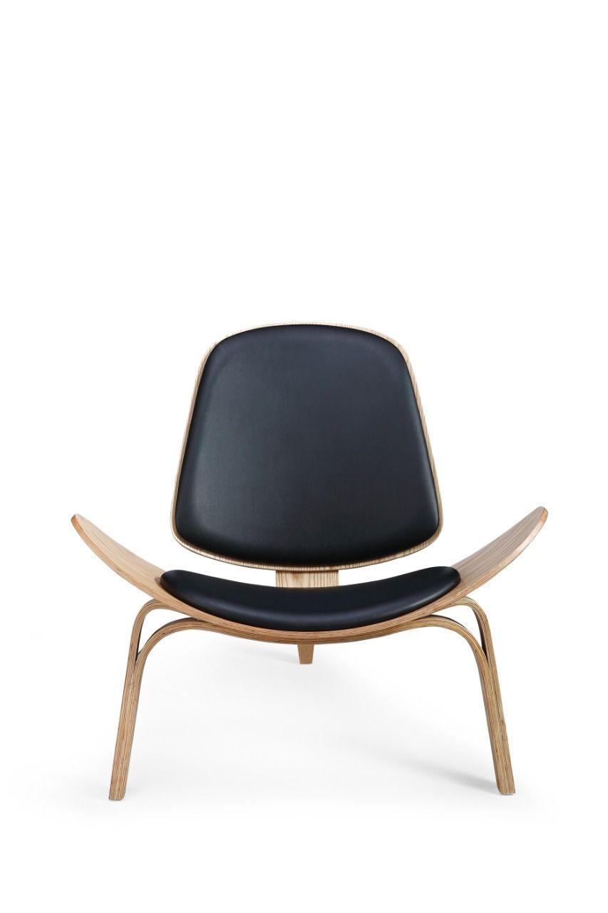 Cadeira Shell Chair  - Tinay Móveis Ltda