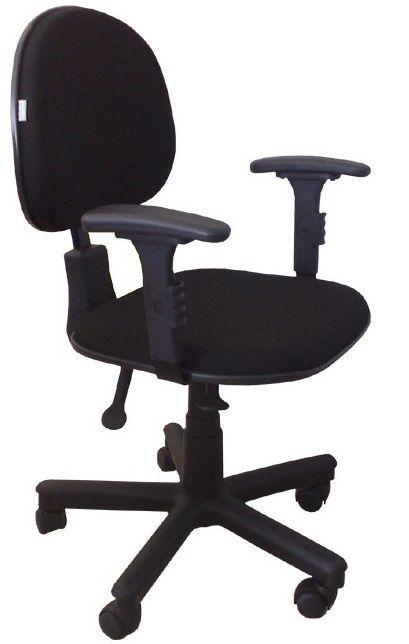 Cadeira Ergonômica Executiva - Com Braço - NR17  - Tinay Móveis Ltda