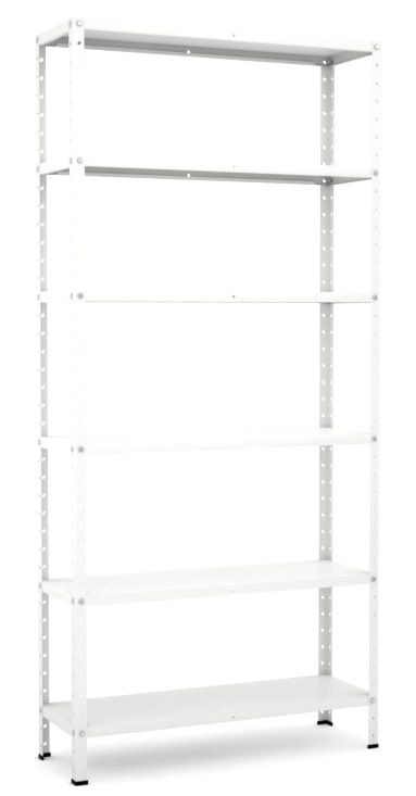Estante de Aço Colorida 30cm - Pandin  - Tinay Móveis Ltda