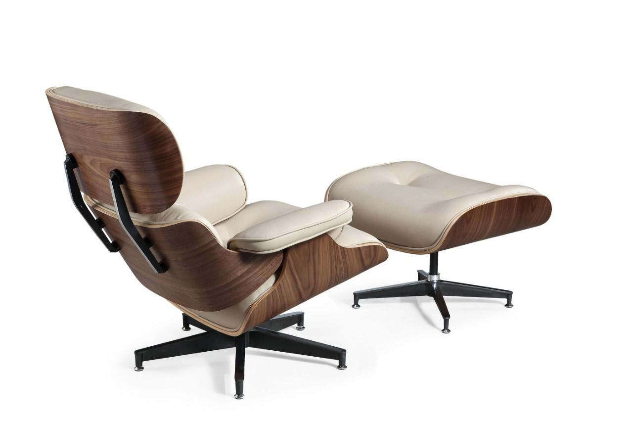 Poltrona Lounge Chair  - Tinay Móveis Ltda