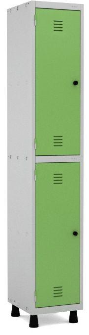 Roupeiro 2 Portas Alto - Pandin  - Tinay Móveis Ltda