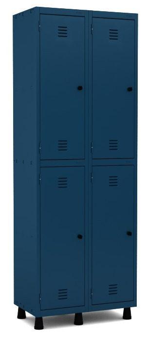 Roupeiro 4 Portas Grandes - Pandin