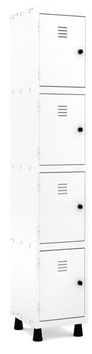 Roupeiro 4 Portas Pequenas - Pandin  - Tinay Móveis Ltda