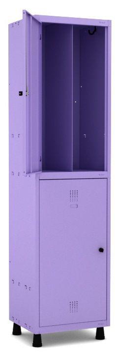 Roupeiro Insalubre 2 Portas - Pandin  - Tinay Móveis Ltda