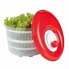 02 Secas Saladas Centrífuga Secador De Folhas