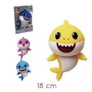Kit com 03 Baby Do Do Shark Musicais