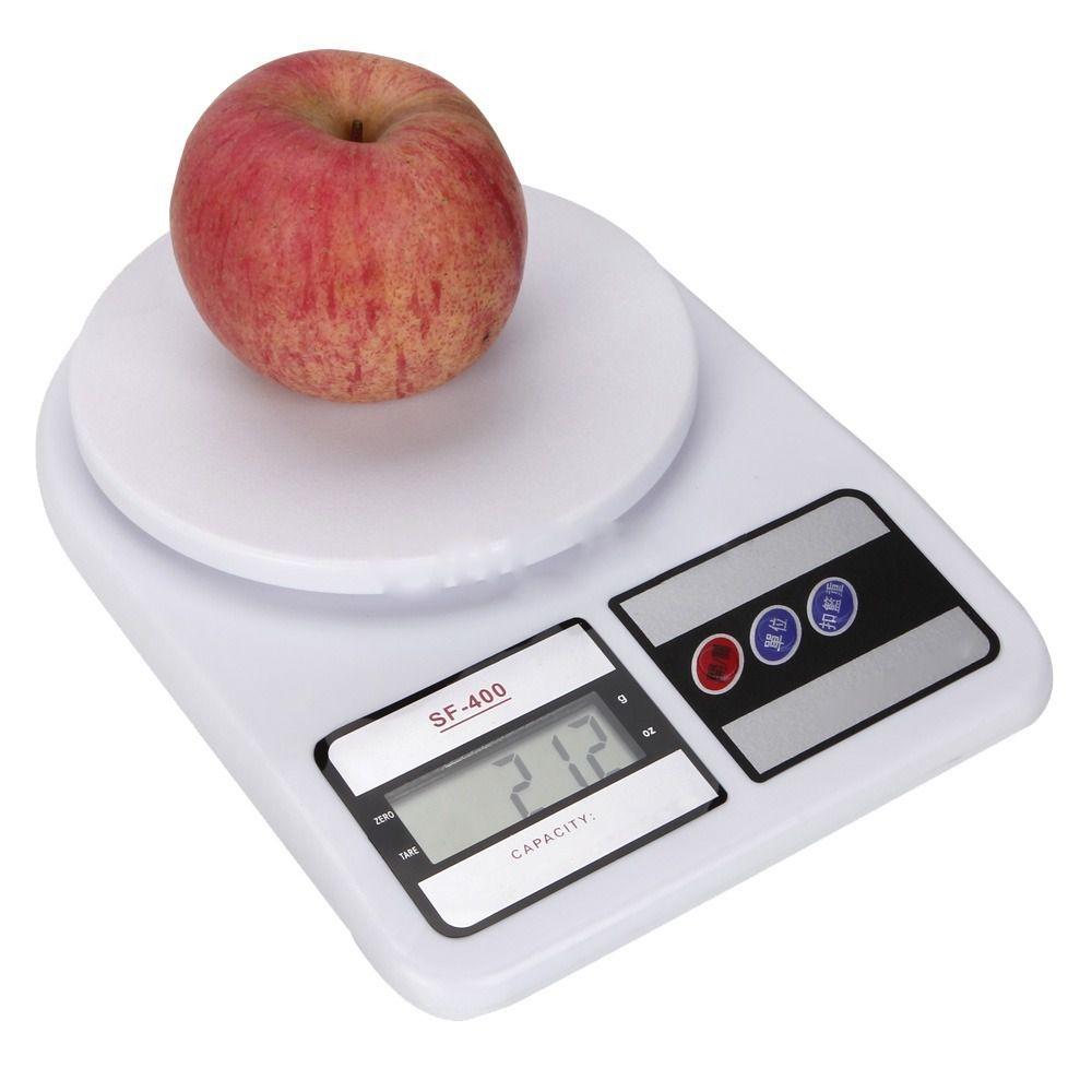 Balança Digital Precisão 1g a 10 Kg A PILHA Cozinha Original