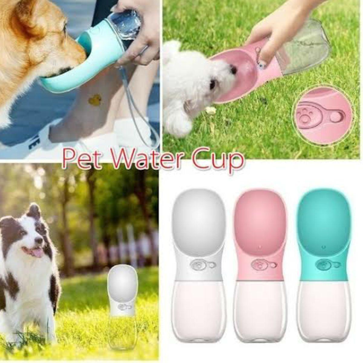 Bebedouro Portátil Pet Care Cup