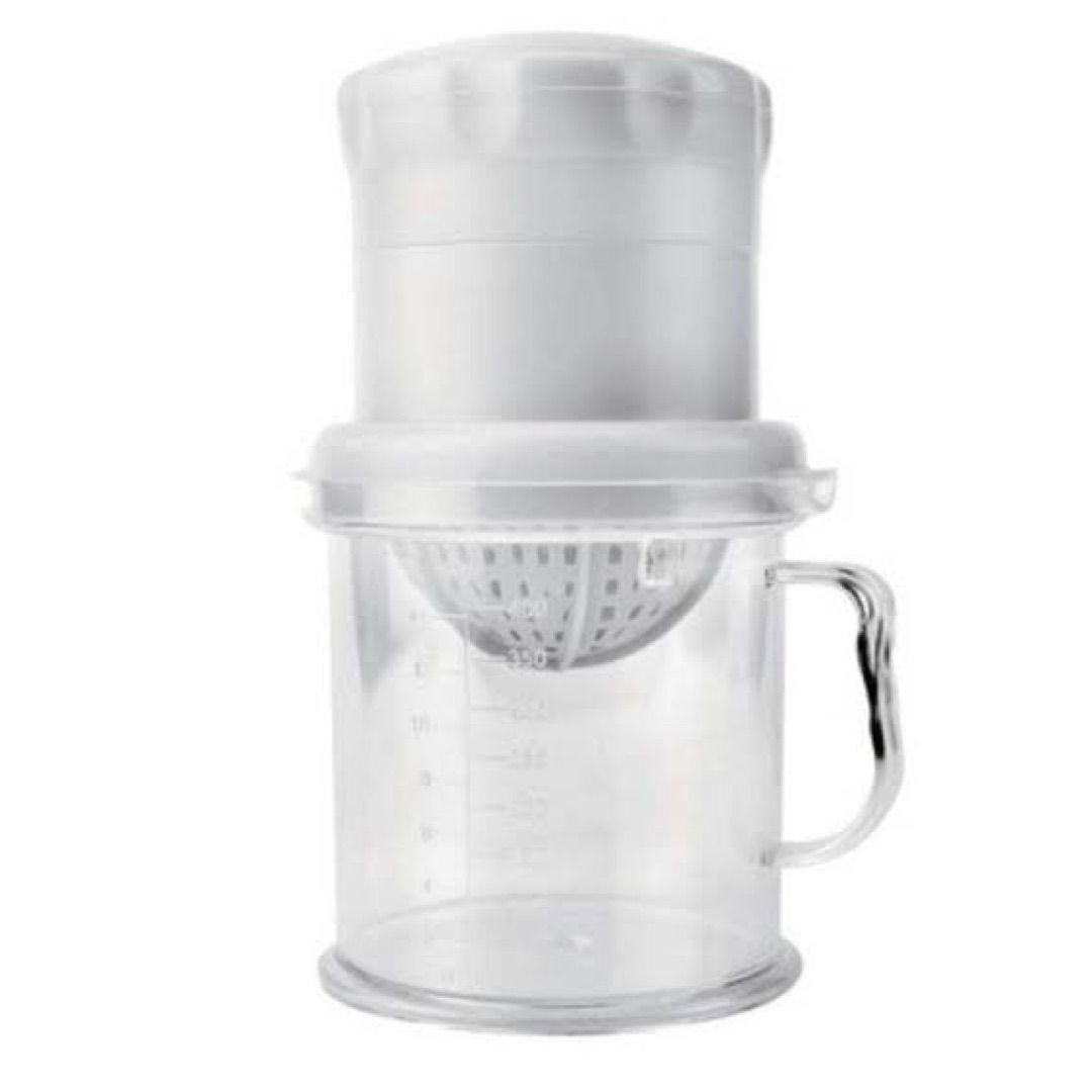 Espremedor de Fruta Manual 400ml