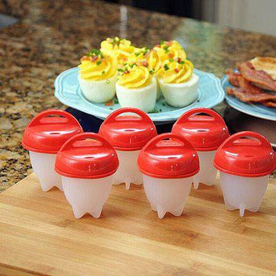 Fomas De Ovos De Silicone - Egglettes