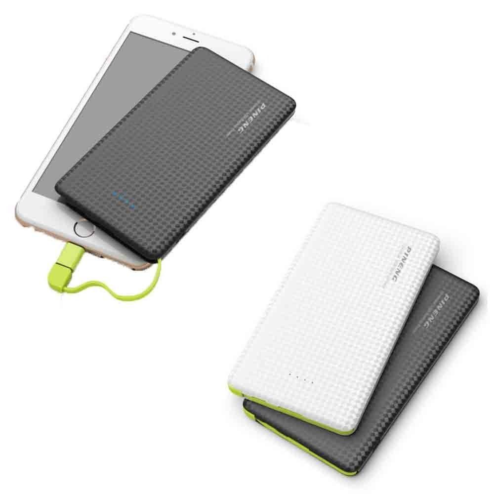Fone de Ouvido Bluetooth I9s TWS (com brinde) + Carregador Portátil 5000mah Pineng