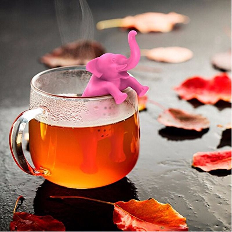 Infusor de Chá - ELEFANTE