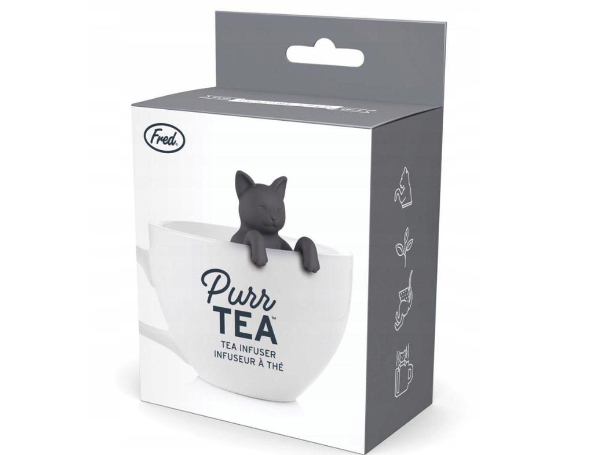 Infusor de Chá - Gato