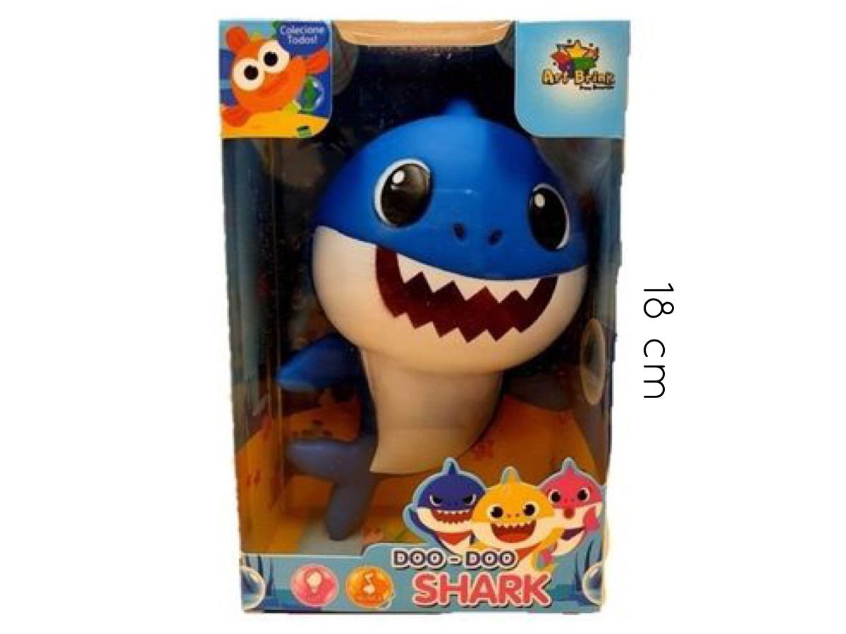 Kit com 03 Baby Do Do Shark Musicais