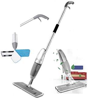 Kit Vassoura Mágica 3x1 e Spray Mop com reservatório