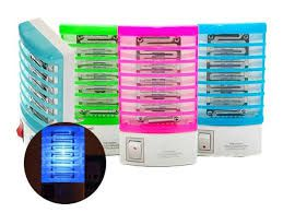 Mata Mosquito elétrico com LED TRC7230 LUMINARIA RET