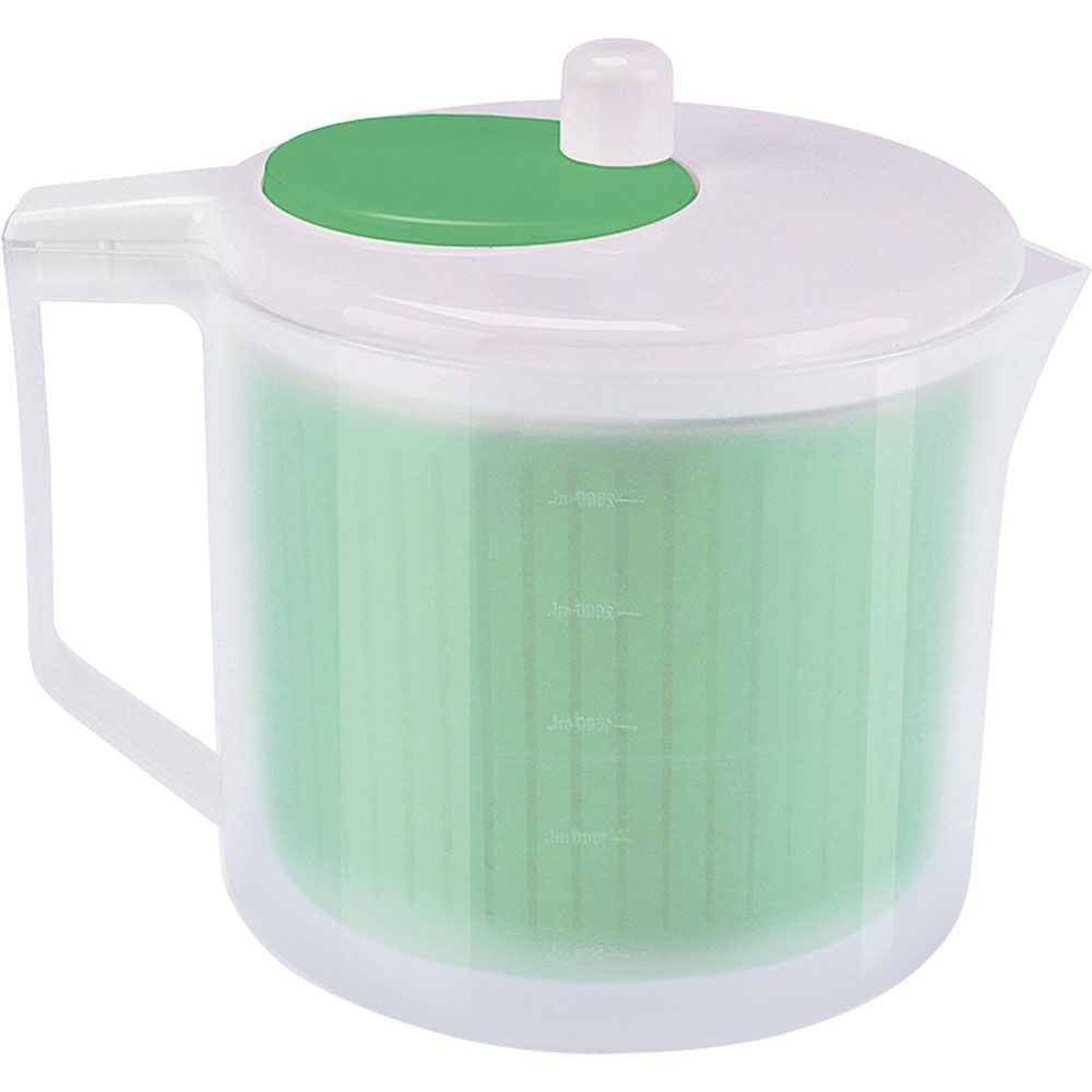 Seca Saladas Centrífuga Secador De Folhas 2,5l com jarra