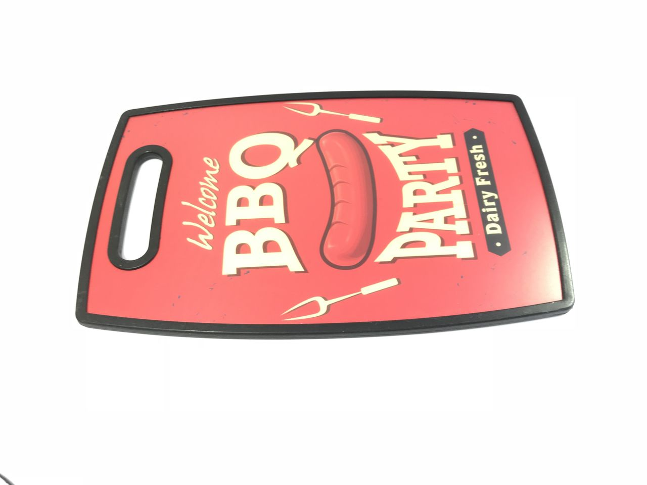 Tábua de Corte BBQ de Plástico 37X23X1.1 CM